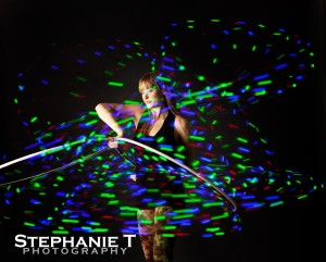 stephanie t. photography hoop party