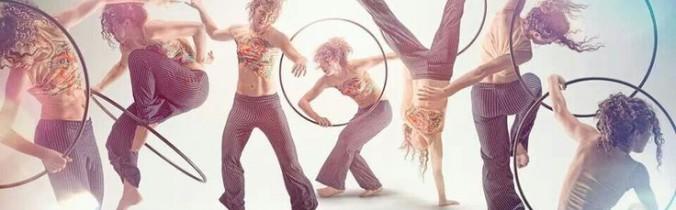 Brecken Rivara tańczy z podłogą