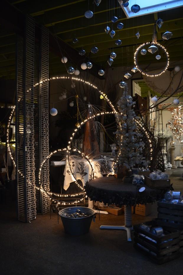 obrecze swiatelka lampki na hula hoop