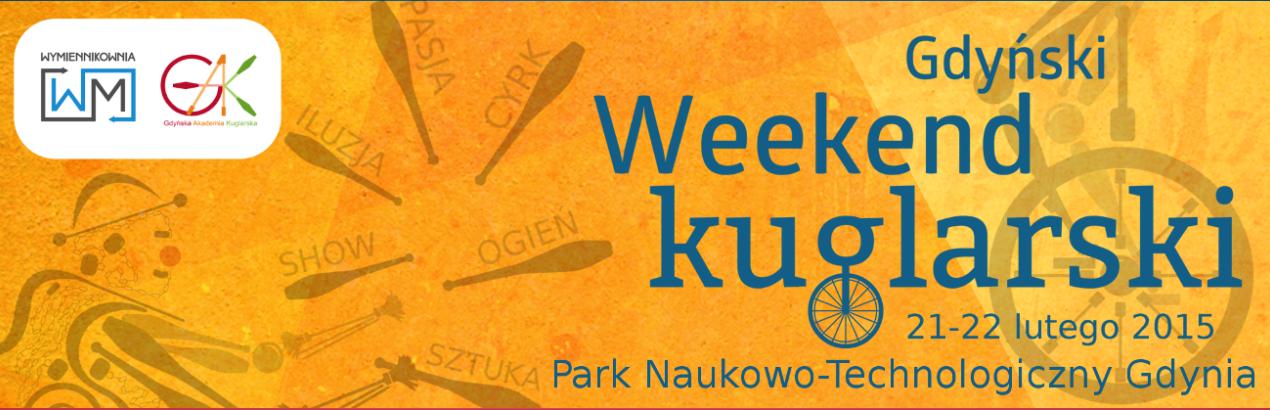 Gdyński Weekend Kuglarski! I inne hulahoopowe propozycje na zimę