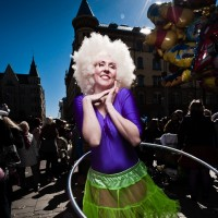 Hula-hoop na ŻeLKa po raz kolejny